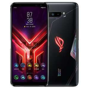 "ASUS ROG Phone 3 ZS661KS Classic Edt. Global ROM 6.59"" FHD+ 144Hz NFC Android 10 6000mAh 12GB 128GB Snapdragon 865 Plus 5G Gaming Smartphone"