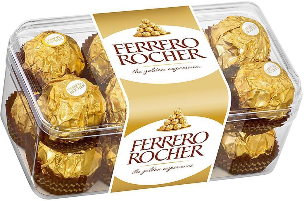 Ferrero Rocher 200g für 2,16€ [Real]