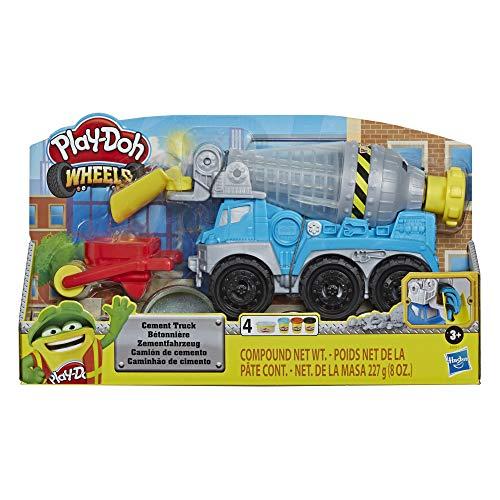 Hasbro Play-Doh - Wheels Zementlaster inkl. drei Dosen Knete für 15,01€ (Amazon Prime & Real Abholung)