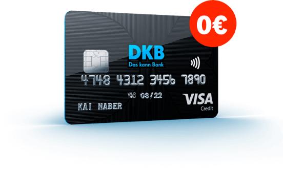 DKB-Cash Eröffnung mit 25€ Gutschrift