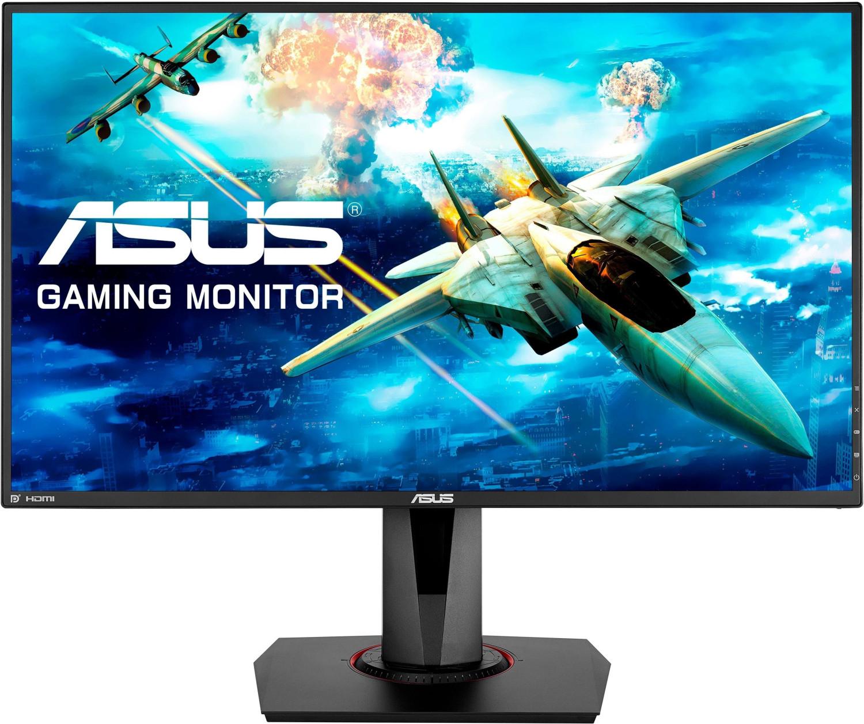 ASUS Gaming Monitor VG278Q (27 Zoll) Full HD LED, 1ms, 144hz, DisplayPort