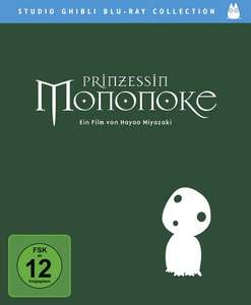 Prinzessin Mononoke (Studio Ghibli Collection Blu-ray) für 11,30€ (Thalia Club)