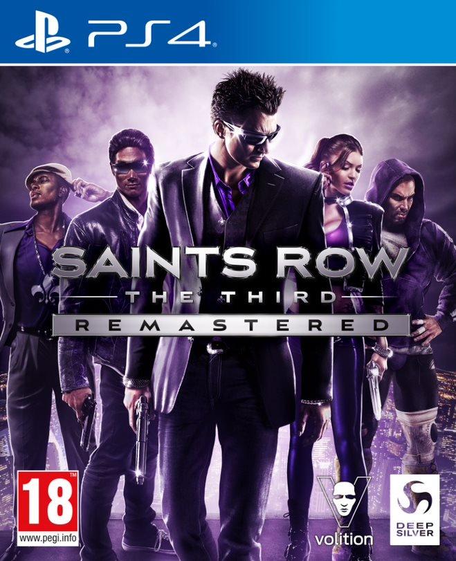 Saints Row: The Third Remastered (PS4) für 22,50€ (Coolshop)