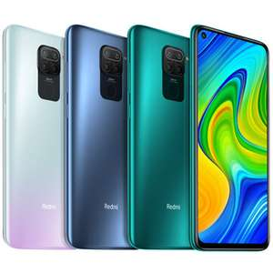 Xiaomi Redmi Note 9 128 GB Global Version bei Banggood