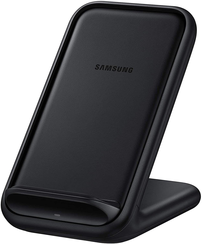 Samsung Wireless Charger Stand 15 W (EP-N5200) [Amazon & Saturn & Mediamarkt]