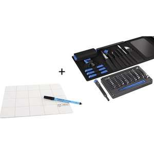 iFixit Pro Tech Toolkit + Magnetic Project Mat im Bundle voelkner.de