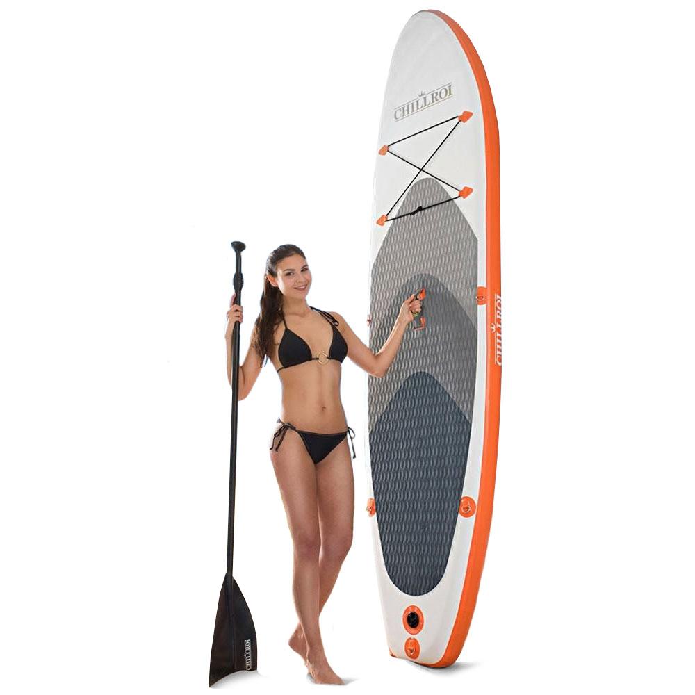 Chillroi Stand-Up-Paddling-Board - SUP - Komplett-Set