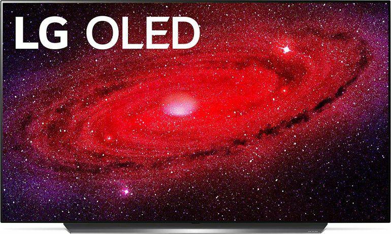 "LG OLED55CX9LA.AEU OLED TV 55"" 139CM 4K UHD TRIPLE TUNER EEK A"