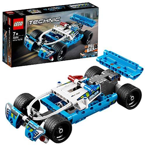 LEGO Technic - Polizei-Verfolgungsjagd (42091) für 14,17€ (Amazon Prime & Real Abholung)
