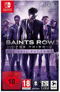 [Medimax eBay] Saints Row: The Third - The Full Package (Switch)