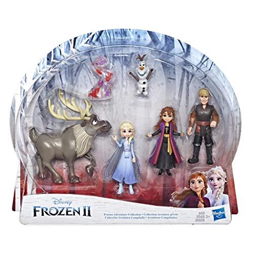 Hasbro - Die Eiskönigin 2 Multipack - Abenteuer Freunde Set für 16,05€ (Amazon Prime)