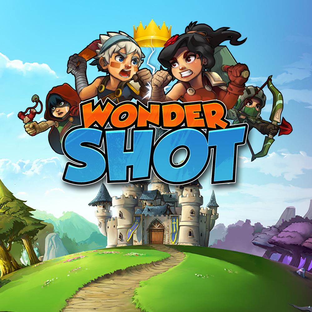 Wondershot & Escape Doodland (Switch) für je 0,99€ (eShop)