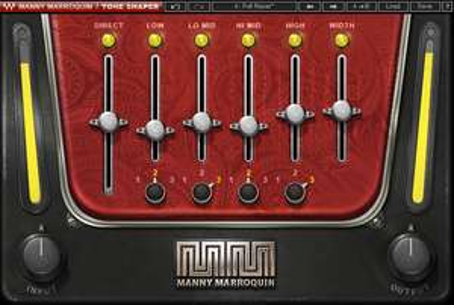 [VST / DAW / Software] Waves Manny Marroquin Tone Shaper kostenlos