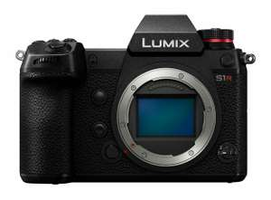 [Saturn] Panasonic Lumix DC-S1R - Vollformat Systemkamera mit L-Mount (only Body)
