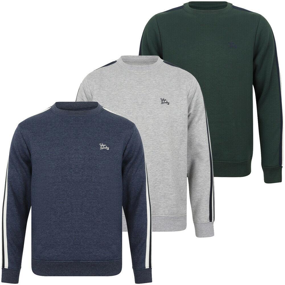 Tokyo Laundry Nocona Point Herren Sweatshirt in 3 Farben (Gr. S-2XL)