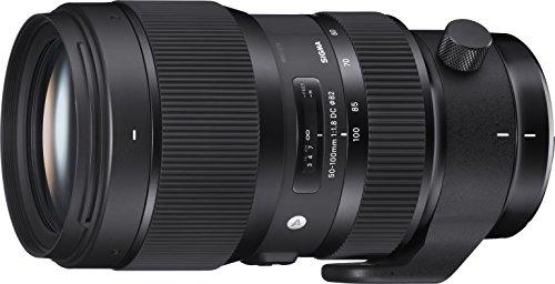 Sigma 50-100mm F1.8 DC HSM Art Canon Amazon.it (Kreditkarte!)