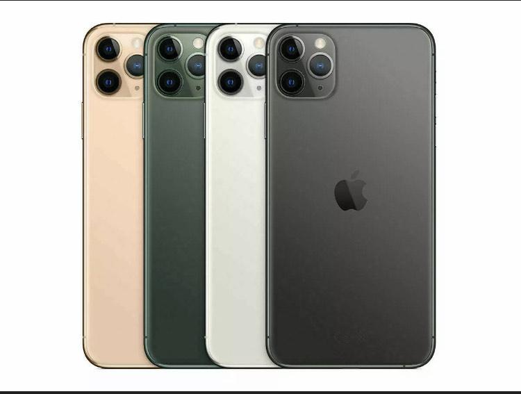 iPhone 11Pro 256GB für 799€