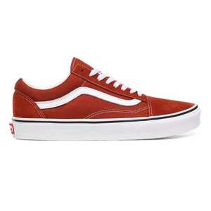 Vans Old Skool in Picante/True White unisex Sneakers (Gr. 35-47)
