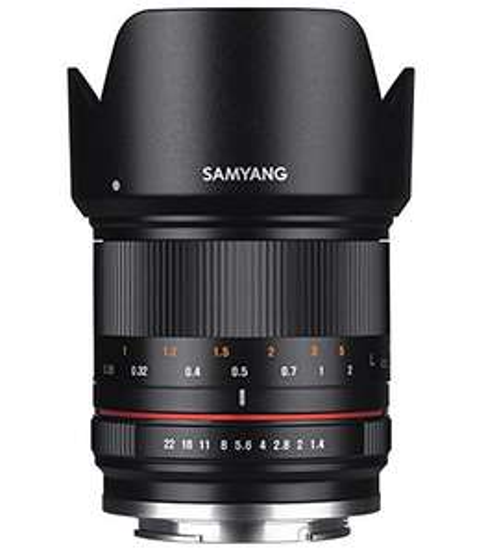 Samyang - Objektiv F 1,4/22 ED AS UMC CS Sony E-Mount
