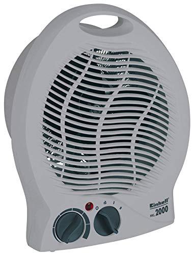 Einhell Heizlüfter HKL 2000 (2.000 W max. Heizleistung, Thermostatregler, 2 Heizstufen für 10,96€ (Amazon Prime & Real Abholung)