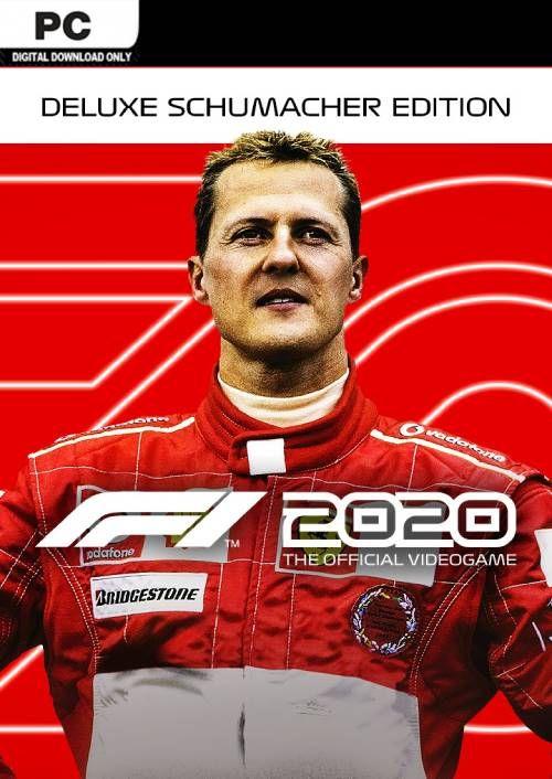 F1 2020 Schumacher Deluxe Edition (Steam) für 25,59€ (CDKeys)
