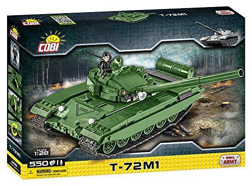 Prime: COBI T 72 Panzer COB02615 - 550 Klemmbausteine