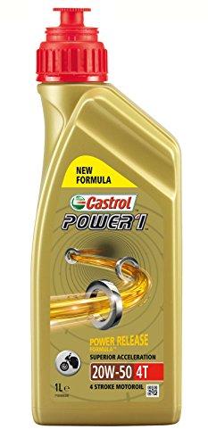 4Takt Öl Motorrad Castrol Power1 20W50 1Liter