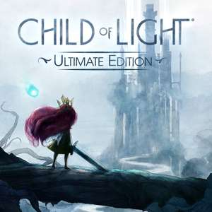 Child of Light Ultimate Edition (Switch) für 5,99€ oder für 3,87€ MEX (eShop)