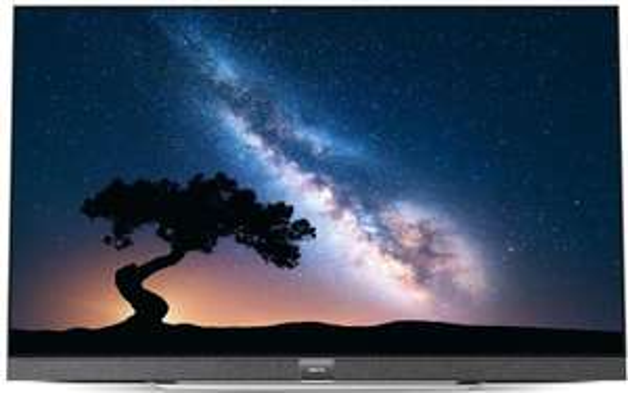 Metz Blue OLED 4K 55DS9A62A mit Soundbar und Google Assistance