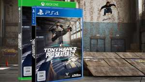Tony Hawk Pro Skater 1+2 für 38,98€ (Xbox One/PS4)