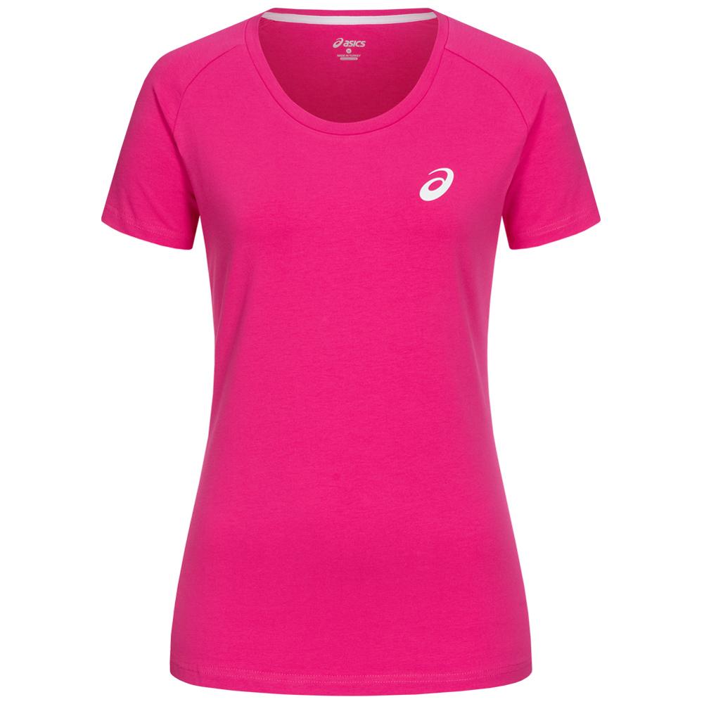 ASICS Essentials Solid Damen Lauf Shirt (XS-XL)
