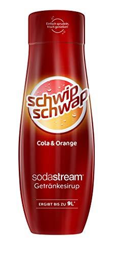 [Amazon Prime] (6 x 440 ml) SodaStream Sirup Schwip Schwap für 19,99€ [22,88€ ohne Amazon Prime]