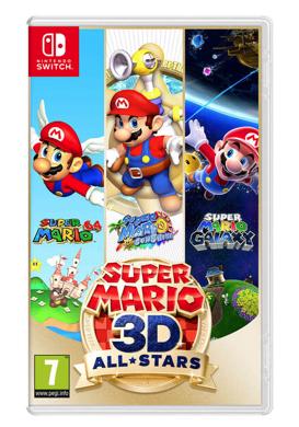 Super Mario 3D All Stars : Super Mario 64, Super Mario Sunshine & Super Mario Galaxy für 48,74€ (Switch)