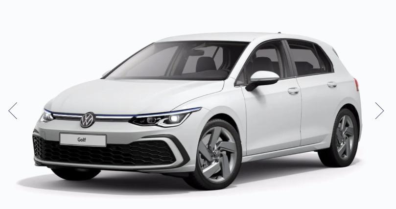 VW Golf 8 GTE Privatleasing ohne Inzahlungnahme!