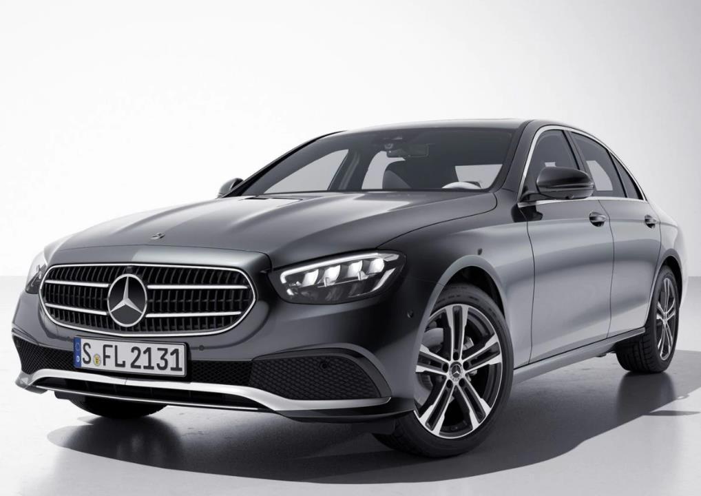 Gewerbeleasing: Mercedes Benz E 300e / 333 PS für 199€ (netto) im Monat inkl. Haustürlieferung / LF:0,39