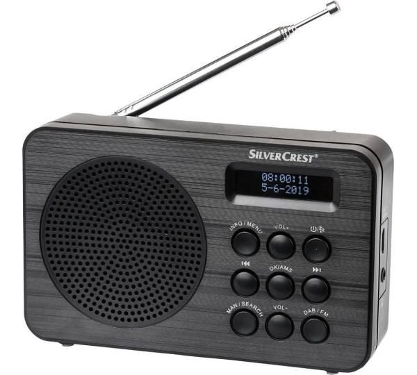 [LIDL Sonderverkauf BERLIN] SILVERCREST® Taschenradio DAB+ für 15,-€, Bartschneider oder Metallregal je 13,-€, u. v. m. .
