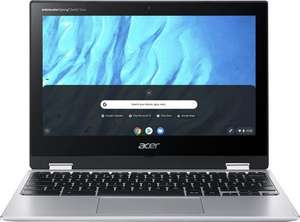 "ACER Chromebook CP311 11,6"" mit 360° Touch Display, 15Std Akku, 64GB und 100GB Cloud Storage 12 Monate + Stadia PRO 3 Monate for free!"