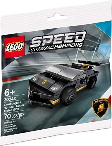 ( Amazon Prime ) Lego 30342 Speed Champions Lamborghini Huracán Super Trofeo