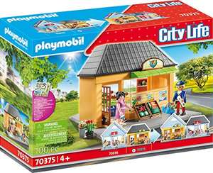Playmobil City Life - Mein Supermarkt (70375) für 22,59€ (Amazon Prime)