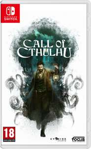 Call Of Cthulhu (Switch) für 19,95€ (Coolshop)