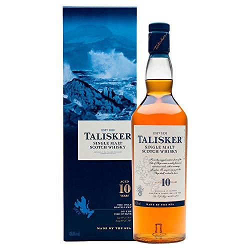 Talisker 10 Jahre Single Malt Scotch Whisky | 45,8 % vol | 0,7 l