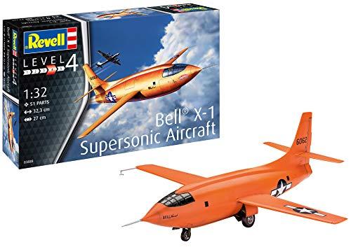 Revell Bell X-1 Supersonic Aircraft Bausatz 1:32 für 15,55€ (Amazon Prime & Media Markt Abholung)