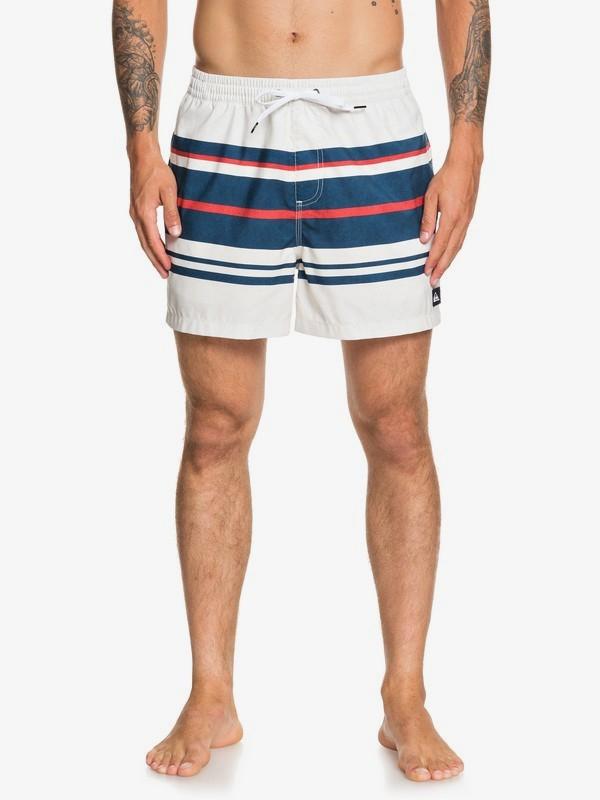 """30% extra Rabatt auf Swimwear & -accessoires (Caps, FlipFlops) von Quiksilver und Roxy, z.B. Sunset 15"""" - Schwimmshorts"""