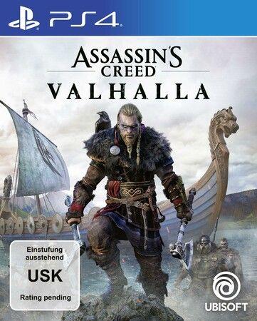 Preisfehler Assassin's Creed Valhalla - Standard Edition (PS4) [Expert]