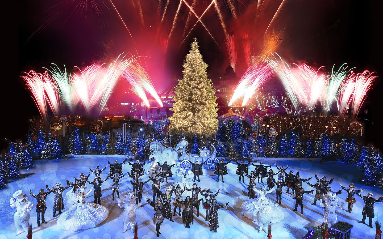 Phantasialand Wintertraum Tickets Mo-Fr. ab 24€/ Sa-So ab 32,50€ statt 52,50€
