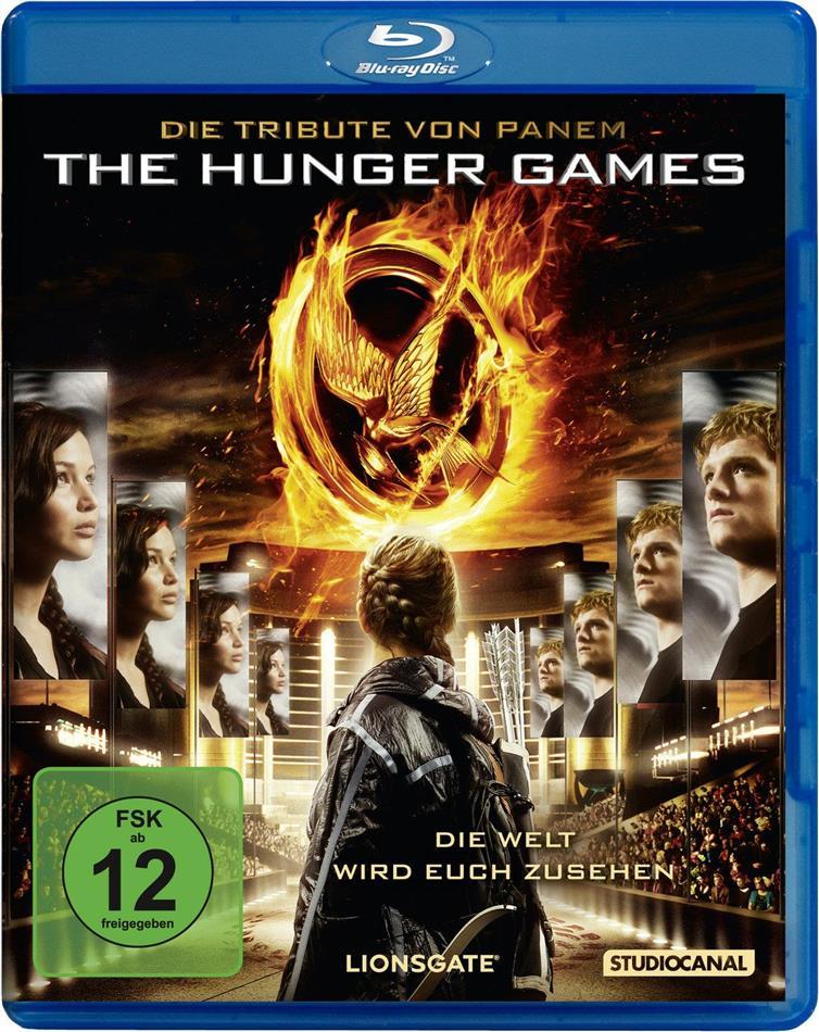 Die Tribute von Panem - The Hunger Games (Blu-ray) für 3,99€ (JPC)