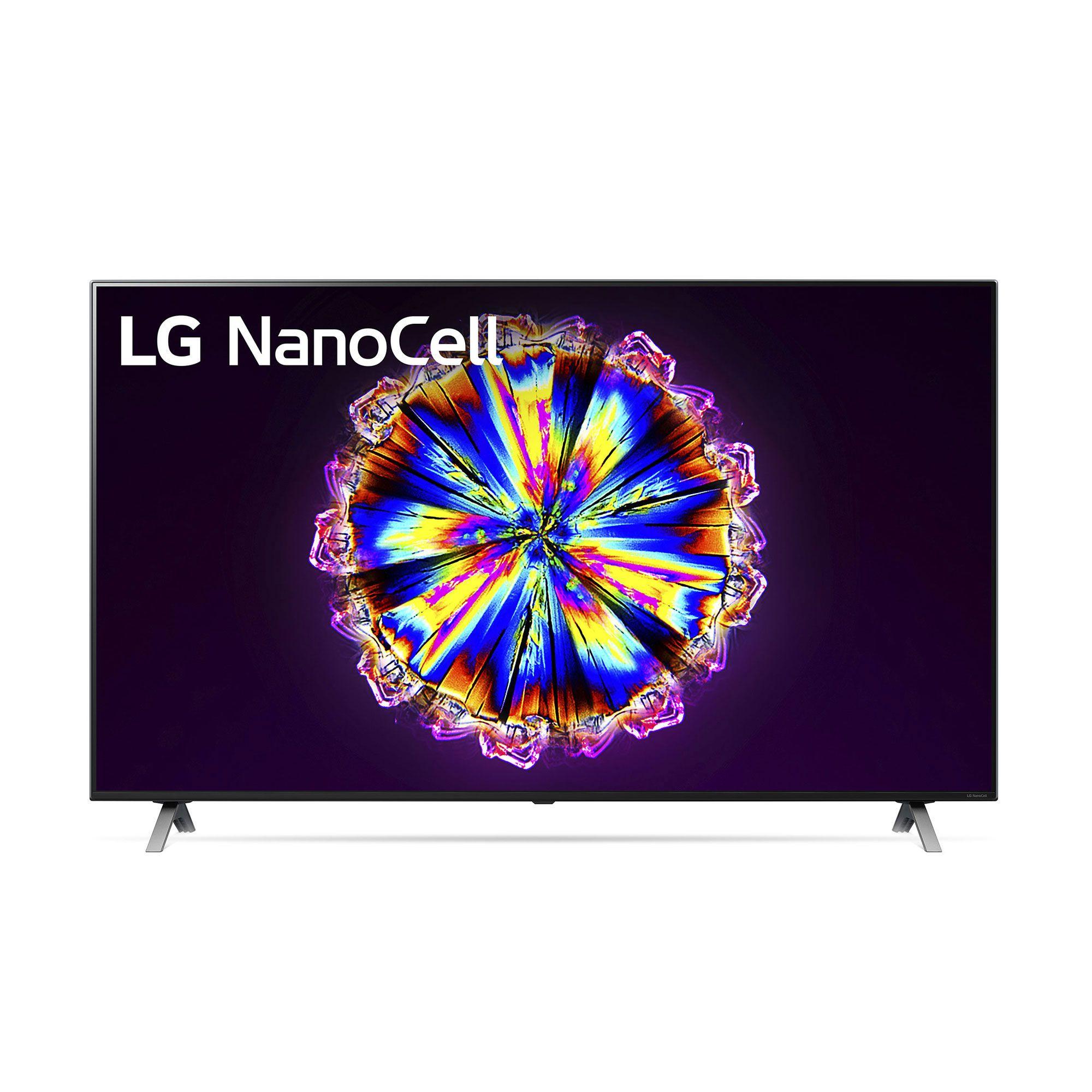 "LG 65 NANO906NA (auch 55"" und 75"") Smart TV 4K Ultra HD, Direct LED, 100Hz, HDR, Alexa, 2.2 Soundsystem"