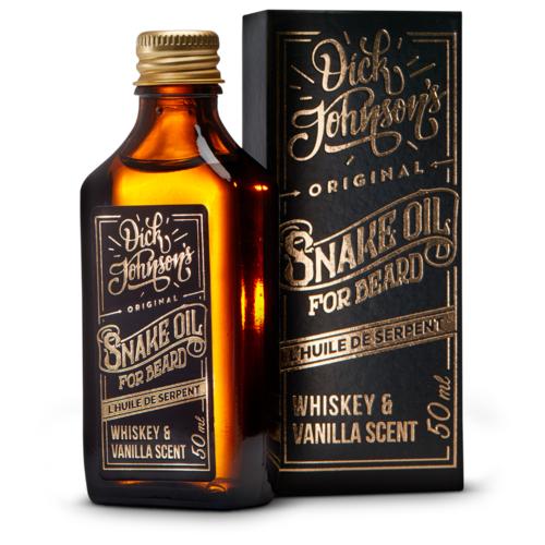 Welttag des Bartes bei Dick Johnson: z.B. Snake Oil Bartöl für 9,95€, Rasierhobel 12,45€