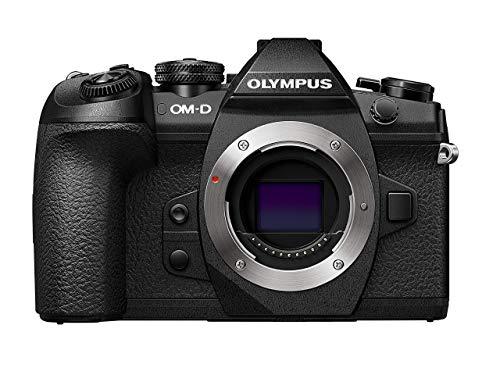 Olympus OM-D E-M1 Mark II, Micro Four Thirds Systemkamera PLUS Olympusaktion F1,2er PRO Festbrennweite umsonst dazu (17,25,45mm wählbar !)