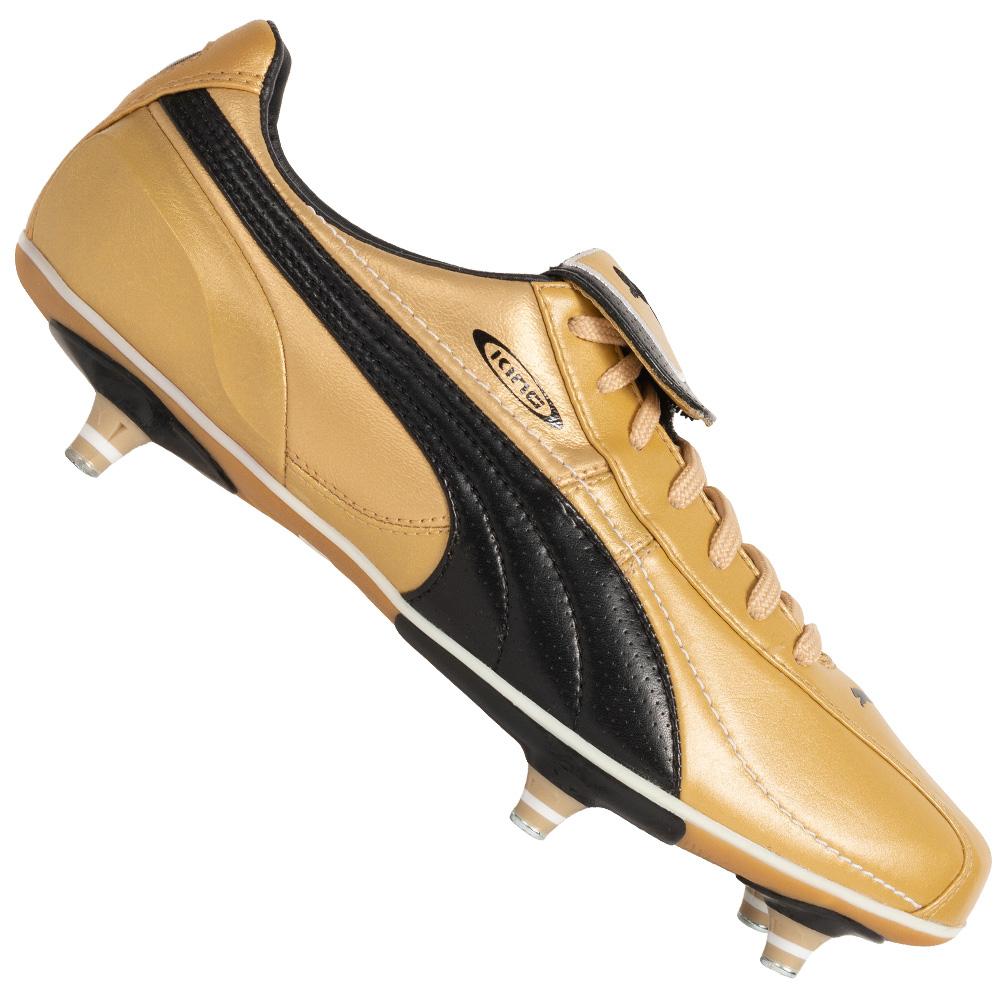 Puma King XL SG Herren Fußballschuhe in gold (Gr. 39-48,5)